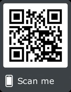 App Eckenfelder Connect - Anmelden per QR-Code